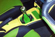 FITS SUBARU IMPREZA WRX STI 92-08 GEAR GAITER BLACK L GREEN