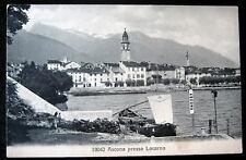 Switzerland~1900's Ascona presso Locarno  TICINO