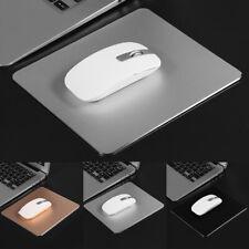 Tapis de Souris PC Double face Alliage d'aluminium Antidérapant Tapis de souris