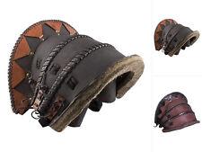 Epic Armoury LARP-Schulterschutz Ork Brute Schulterrüstung Lederrüstung Rüstung