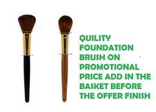 Soft Cosmetics Blusher Brush Bronzer Face Makeup Soft Bristles Contour Powder