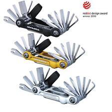 Topeak Mini 20 Pro Mini Falt Werkzeug Multi Tool +Tasche 20 Fkt Kettennieter T25