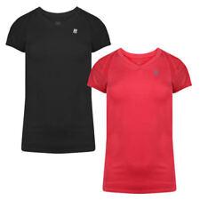 Ladies Tokyo Laundry Retton Stretch Jersey Activewear V-Neck T-Shirt Size 8-16