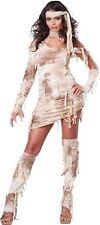 Mystical Mummy Adult Womens Costume Ancient Sexy Dress Halloween