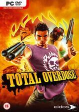 Total Overdose pc 5021290024014 nuovo sigillato