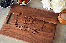 Personalized Cutting Board Chopping Block Kitchen Design FREE SHIPPING