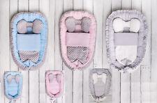 Belisima Baby Babynestchen Babykokon Babynest verschiedene Varianten