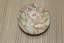 Arita Porcelain Small plate, Floral design tableware, mamezara