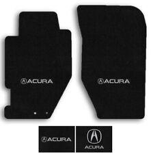Lloyd 2pc Carpet Floor Mats for 1999-2003 Acura TL- Choose Logo & Color