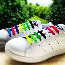 Mini Lacci colorati per personalizzare le tue scarpe. Confezione da 12 pezzi