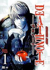 Death Note - Vol. 1 Death Note DVD