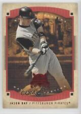 2005 Fleer National Pastime Red #7 Jason Bay Pittsburgh Pirates Baseball Card