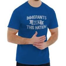 Liberal Political Pro Immigration Open Borders Democrat Classic T Shirt Tee