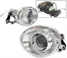 Chrome projector foglamps foglights for BMW E46 E39