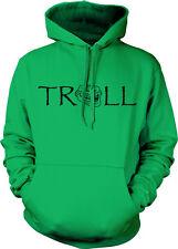 Troll Meme Internet Comments Blog Online Trollface Problem Be Hoodie Sweatshirt
