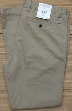 SUN RIVER CLOTHING CO. YOUNG MEN'S CLASSIC COTTON KHAKI 5-POCKET PANTS LIST $40