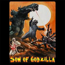 Son of Godzilla - Custom Kaiju T-Shirt - [A48] - Adult sizes S thru 5X