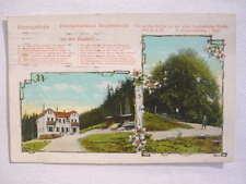12068 AK Schmiedeberg Buchenbaude Riesengebirge 1925 PC