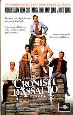 Cronisti d'assalto (1994) VHS Universal - NEW cellofanata