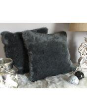 Badger Faux Fur Cushion