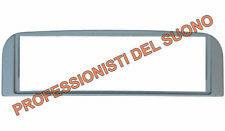 Mascherina adattatore radio ISO ALFA-147 , GT  silver