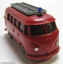 WIKING 603/6 Klein-Feuerwehr VW-Kombi Maßstab 1:87