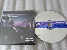 CD-SASH-MOVE MANIA-FEAT.SHANNON-DJ DELICIOUS-VIDEO/RADIO-(CD SINGLE)1998-2TRACK