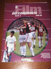 GUERIN SPORTIVO=IL FILM DEL CAMPIONATO=1998/99 GIORNATA 27+28+29 BIERHOFF COVER