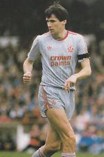 CALCIO FOTO > Alan Hansen Liverpool 1987-88