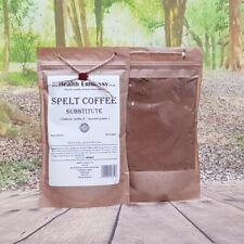 Spelt Coffee Substitute ( Triticum spelta - roasted grains ) - Health Embassy