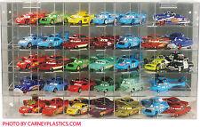 Disney Pixar Cars Diecast Display Case 35 CARS