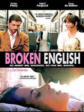 Broken English DVD Parker Posey Drea de Matteo Zoe Cassavetes Rom Com Sealed New