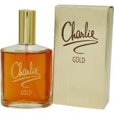CHARLIE GOLD 100ml Eau De Toilette Spray by REVLON for WOMEN