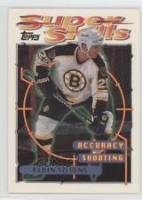 1995-96 Topps Super Skills #61 Kevin Stevens Pittsburgh Penguins Hockey Card