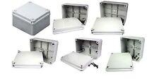 Gewiss Surface Mounted Junction Box or Plastic Enclosure GW44204-GW44209 GW44218