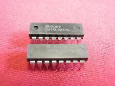 IC bloc de construction 74ls247 2x 14824-114