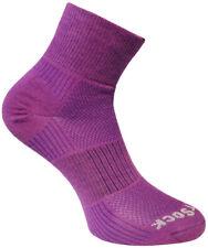 WRIGHTSOCK Sportsocke Coolmesh II - anti-blasen- mittellang - Socke in pflaume