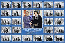 Elvis Presley Richard Nixon white house photos FAN MADE 11 X 17 poster print