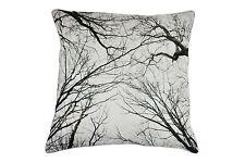 100% Cotton Cushion - Tree Gazing Design 45 x 45 cm