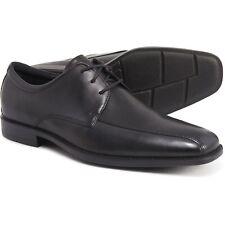 New Men`s ECCO Edinburgh Tie Oxford Shoes Leather 632654 01001