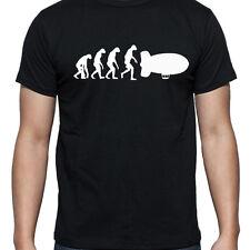 Evolución de Zepplin Camiseta T Shirt Xl Xxl Xxxl Aire Barco globo de aire caliente Rc Nuevo