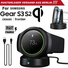 Qi Wireless Ladestation  Ladegerät für Samsung Gear S3 S2 Classic Frontier DE