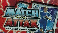 MATCH ATTAX 2012 2013  CHOOSE 18 CARD BASE SET  INC MANG & STADIUM FREE UK POST