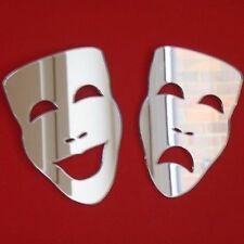 GRACIOSOS y tragedia Máscara Espejos