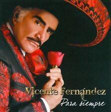 Vicente Fernandez : Para Siempre: Edicion Especial [us Import] CD (2008)