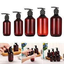 Plastic Home Bath Supplies Soap Dispenser Liquid Foaming Bottle Pump Container