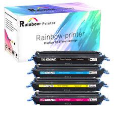 Color Toner Combo For HP LaserJet 1600 2600 2600n 2605 2605dnt Q6000A 124A Lot