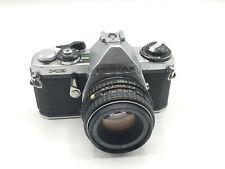 Pentax ME Manual Focus 35mm SLR Camera + Choice of Lenses (e.g. 50mm f/2.0)