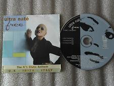 CD-ULTRA NATE-FREE_MOOD II SWING_FULL INTENTION-SPRINGSTEEN_(CD SINGLE)97-3TRACK