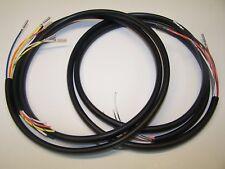 "Harley wiring extension handlebar switch wire 96-06 60"" Dyna Softail FX FL XL"